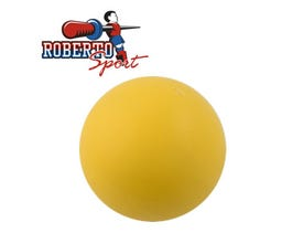 Roberto Sport Yellow Competition Foosball Ball