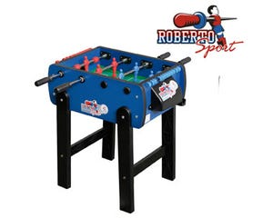 Roberto Roby Foosball / Table Soccer for Kids