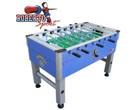 Roberto Sport Summer Coin Operated Foosball / Table Soccer