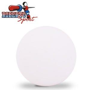 Roberto Sport White Nylon Foosball Ball