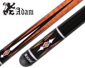 Adam Supreme Sendai Carom Billiard Cue - X2 Double Joint