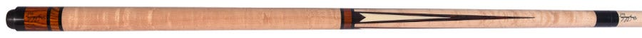 Schuler CB4 Carom Billiard Cue for 3-Cushion