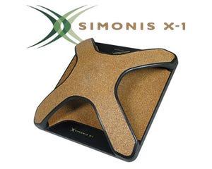 Brosse Simonis X-1 pour nettoyer les tapis de billard