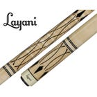 Layani Soumagne Carom Billiard Cue - Natural