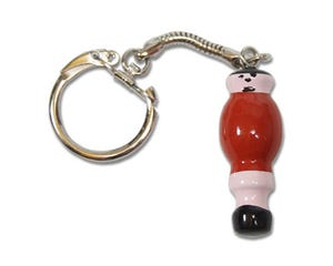 Kicker Boy Foosball Table Soccer Keychain