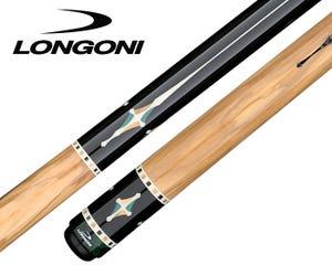 Longoni Custom Pro Billard Queue - The King - JP De Bruijn