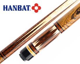 Taco de Billar Hanbat Plus-8 Snakewood Beta