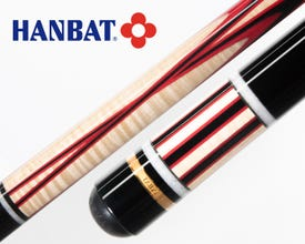 Hanbat K-01B Billiard Cue