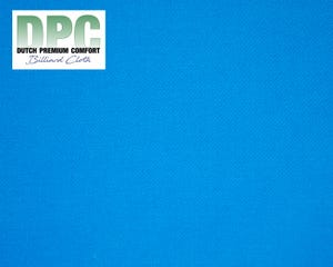 DPC Synthetic Billiard Cloth Prestige Blue - Per meter