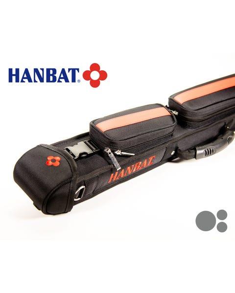 Hanbat HB-12 Red Cue Case - 1x2