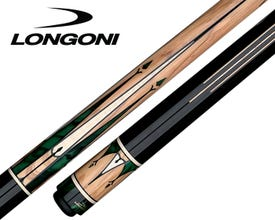 Longoni Galaxy Black Signature 3-Cushion Billiard Cue