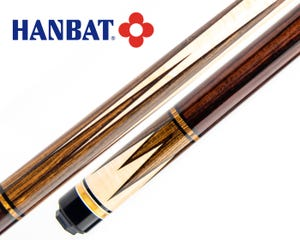 Hanbat Plus 8 Bocote Beta Billard Queue