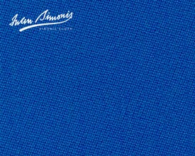 Tapis de Billard Français Simonis 300 Rapide Bleu Delsa - Drap Billard