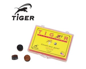 Tiger Jump Break Biljart Pomerans 15mm