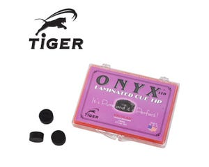 Tiger Onyx Billiard Cue Tip