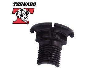 Black Handle for Tornado Foosball