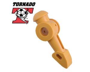 Zähler Ausgewogen Mann für Tornado Tischfussball - Gelb