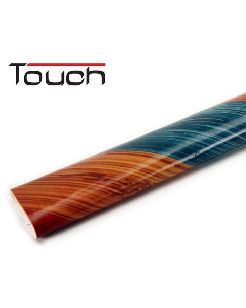 Touch Carbon Handgrepen - Veelkleurig
