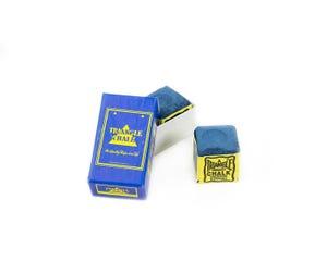 Tiza Azul Triangle - Cajita de 2 unidades