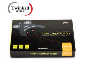 Twinball Laser Placer