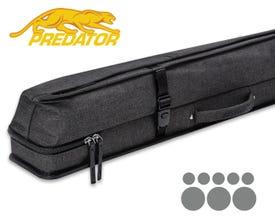 Predator Urbain 3x5 Hard cue case - Grey