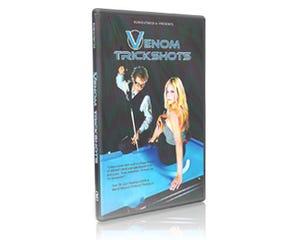 """DVD Billard Artistique Venom - Florian """"Venom"""" Kohler"""
