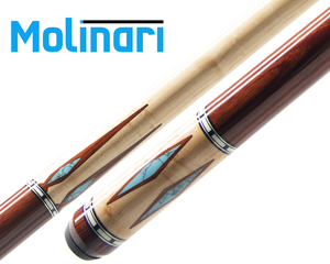 Molinari X-series X1 Radial Billiard Cue