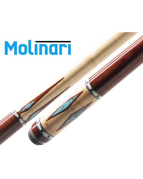 Molinari X-series X1 Radial Billiard Cue