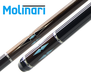 Molinari X-series X2 Radial Billiard Cue