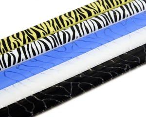 Zebra Silicon Grip