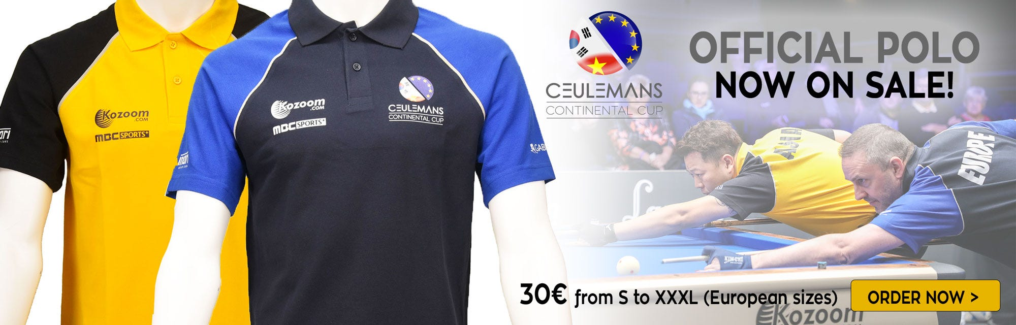 Official Polo Ceulemans Cup 2018