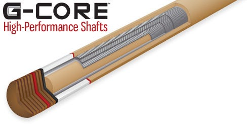 McDermott G-Core Shaft Technology